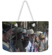 Rebel Bayonets Weekender Tote Bag