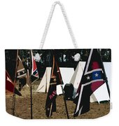 Rebel Camp Weekender Tote Bag