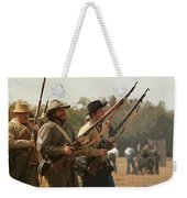 Rebel Charge Weekender Tote Bag