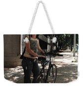 Rebel Weekender Tote Bag