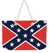Rebel Flag Weekender Tote Bag