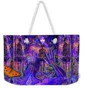Spiritual Rebirth Of The Blue Planet Weekender Tote Bag