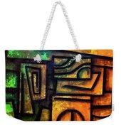 Rebirth Of The Sun Weekender Tote Bag