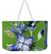 Receiving Signals From Above Weekender Tote Bag
