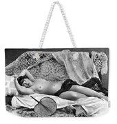 Reclining Nude, C1890 Weekender Tote Bag