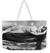 Reclining Nude, C1895 Weekender Tote Bag