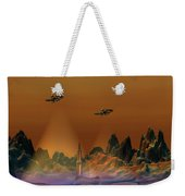 Recon Weekender Tote Bag by Corey Ford
