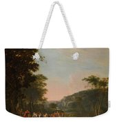 Reconciliation Of Jacob And Esau Weekender Tote Bag