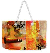 Reconstruction Abstract Weekender Tote Bag