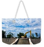 Reconstruction Weekender Tote Bag