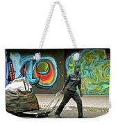 Recycler Weekender Tote Bag