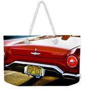 Red '57 T-brid Weekender Tote Bag