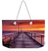 Mamaia's Gangway Weekender Tote Bag