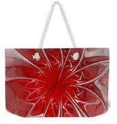 Red And Black  -f D- Weekender Tote Bag