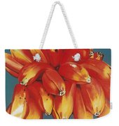 Red Bananas Of Jocotepec Weekender Tote Bag