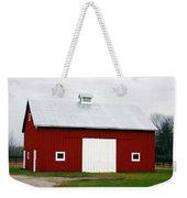 Red Barn- Photography By Linda Woods Weekender Tote Bag