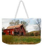 Red Barn Putnum County Weekender Tote Bag