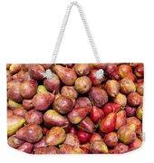 Red Bartlett Pears Weekender Tote Bag