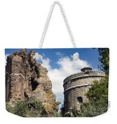 Red Basilica Scene 1 Weekender Tote Bag