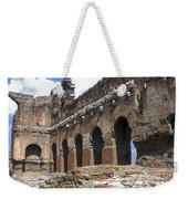 Red Basilica Scene 3 Weekender Tote Bag