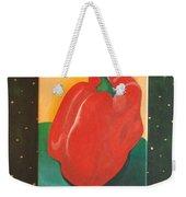 Red Bell Weekender Tote Bag