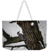 Red Bellied Woodpecker No 2 Weekender Tote Bag