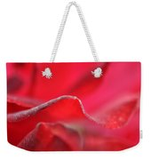 Red Blossom 3 Weekender Tote Bag