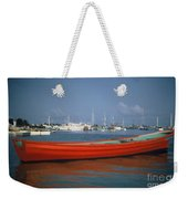 Red Boat Mexico Weekender Tote Bag