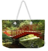 Red Bridge  Weekender Tote Bag