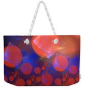 Red Bubble Suns Weekender Tote Bag