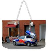 Red Bull Car Weekender Tote Bag