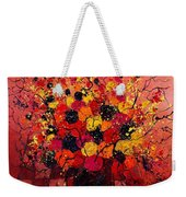 Red Bunch Weekender Tote Bag