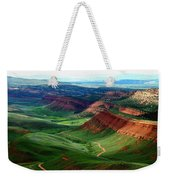 Red Canyon Weekender Tote Bag