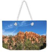 Red Canyon Tableau Weekender Tote Bag