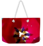 Red Carpet For Two Weekender Tote Bag