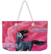 Red Cloud Horse Weekender Tote Bag