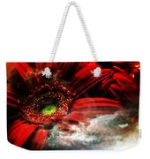 Red Clouds Weekender Tote Bag
