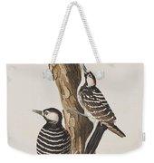 Red-cockaded Woodpecker Weekender Tote Bag