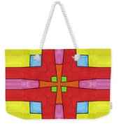 Red Cross Weekender Tote Bag