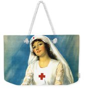 Red Cross Nurse - Ww1 Weekender Tote Bag