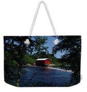 Red Dam In Summer #2 Weekender Tote Bag