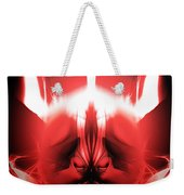 Red Descent Weekender Tote Bag
