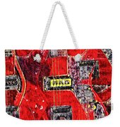 Red Devil Weekender Tote Bag