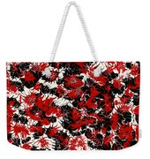 Red Devil U - V1vhkf100 Weekender Tote Bag