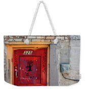 Red Door 325  Weekender Tote Bag