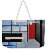 Red Door II Weekender Tote Bag