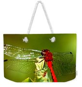 Red Dragon 2 Weekender Tote Bag