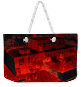 Red Dream Weekender Tote Bag