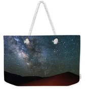 Red Dunes At Night Weekender Tote Bag