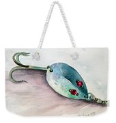 Red-eyed Wiggler Weekender Tote Bag